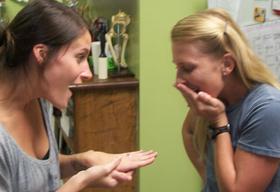 Jen and Nicole