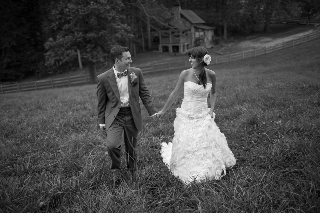 Abbie Franklin with fiancé Kirk